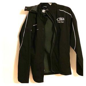 Nan Inc Nike jacket with removable hood size L